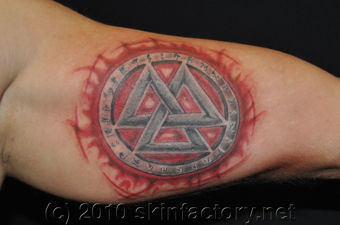 Tattoo  Galerie Biomechanik SkinFactory